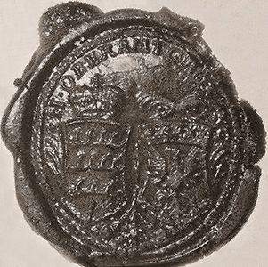 Oberamtssiegel von 1789