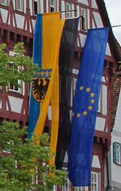 Stadtflagge
