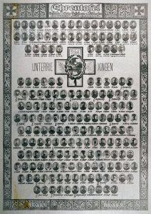 Riexinger Kriegsteilnehmer 1914-18