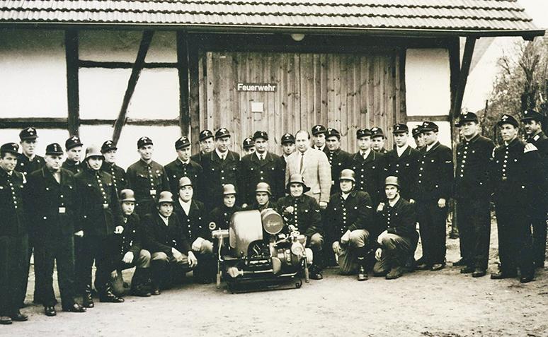 Feuerwehr Unterriexingen