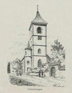Ostansicht 1890