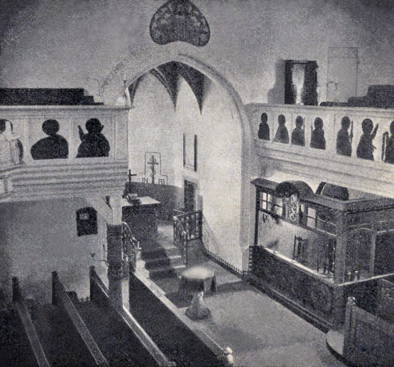Umgestaltung Taut 1906