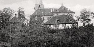 Riexinger Schloss von Norden