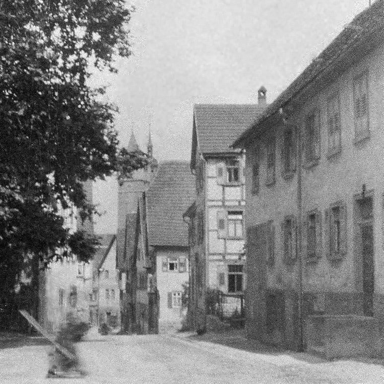 Esslinger Tor um 1910