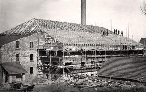 Neubau Ziegelei 1930