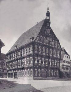 Rathaus 1951