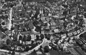 Markgröningen um 1955