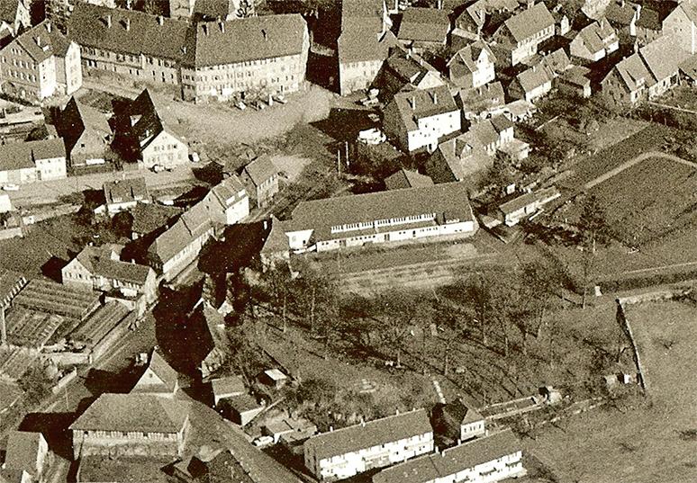 Schießhaus und Stadthalle