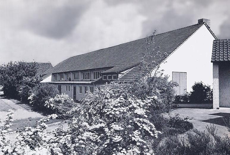 Stadthalle 1969