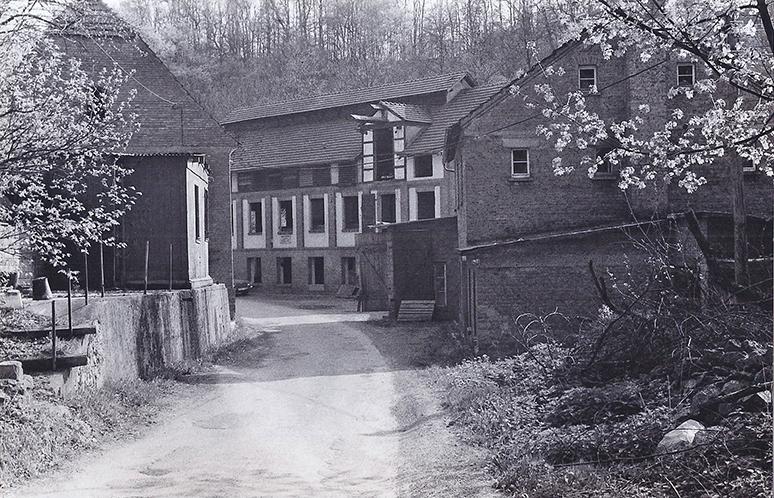 Papiermühle 1970