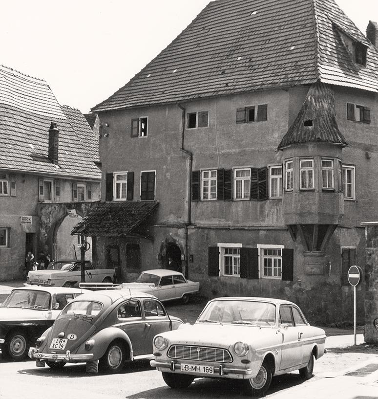 Vollandhaus um 1970