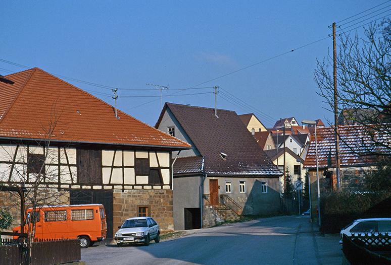 Oberes Schafhaus