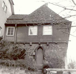 Schießhaus 1986