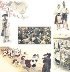 Schäferlauf 1898