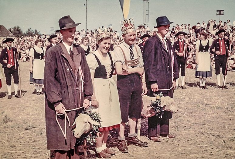 Schäferlauf 1951