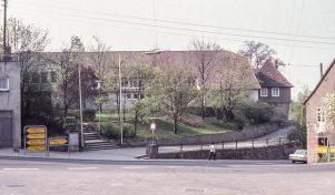 Stadthalle 1972