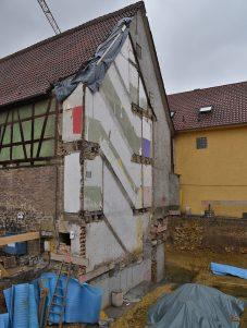 Baustelle Helenenstr. 34