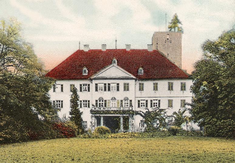 Riexinger Schloss 1908