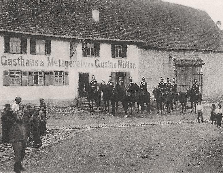 Ulanen vor 1914