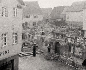 Brandplatz 1927