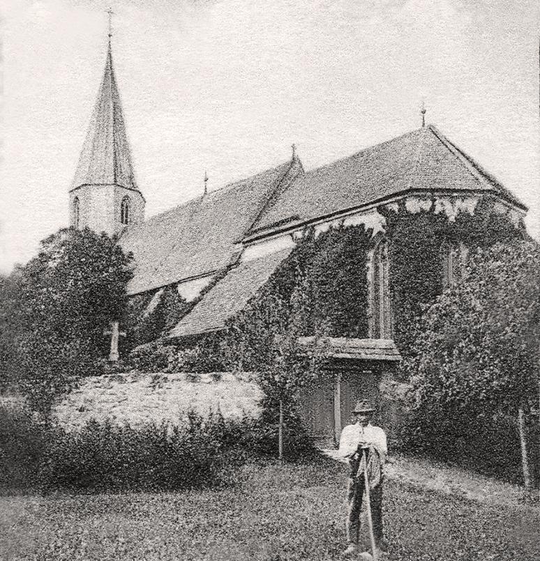 Frauenkirche 1936