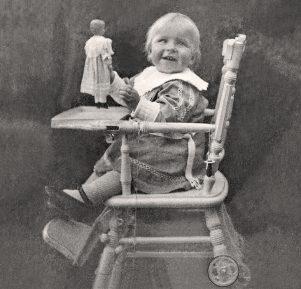 Kinderklappstuhl