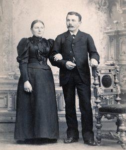 Georg und Luise Näher