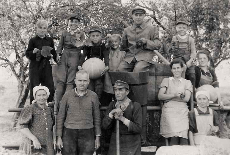 Herbst 1940er