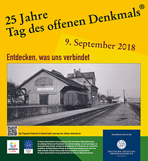 Denkmaltag 2018
