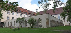 Kreuzgang Kloster Kirchberg