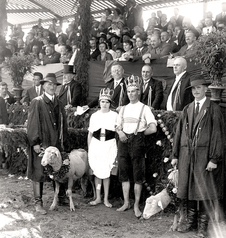 Schäferlauf 1930