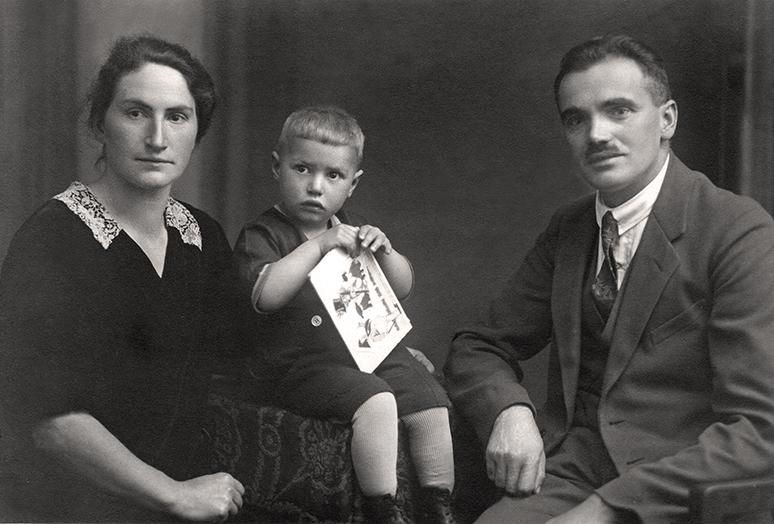 Eugenie und Hermann Hahn