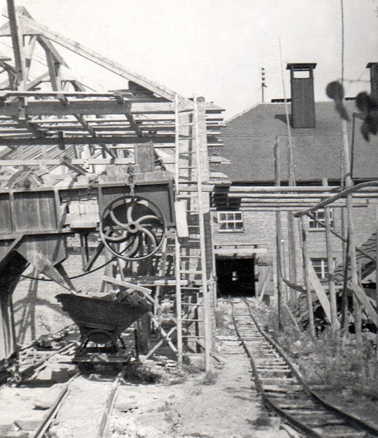 Feldbahn Layher um 1930