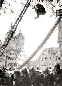 Feuerwehr 1950