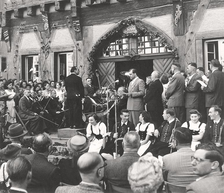 Jubiläum 1950