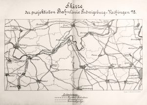 Projektskizze 1898