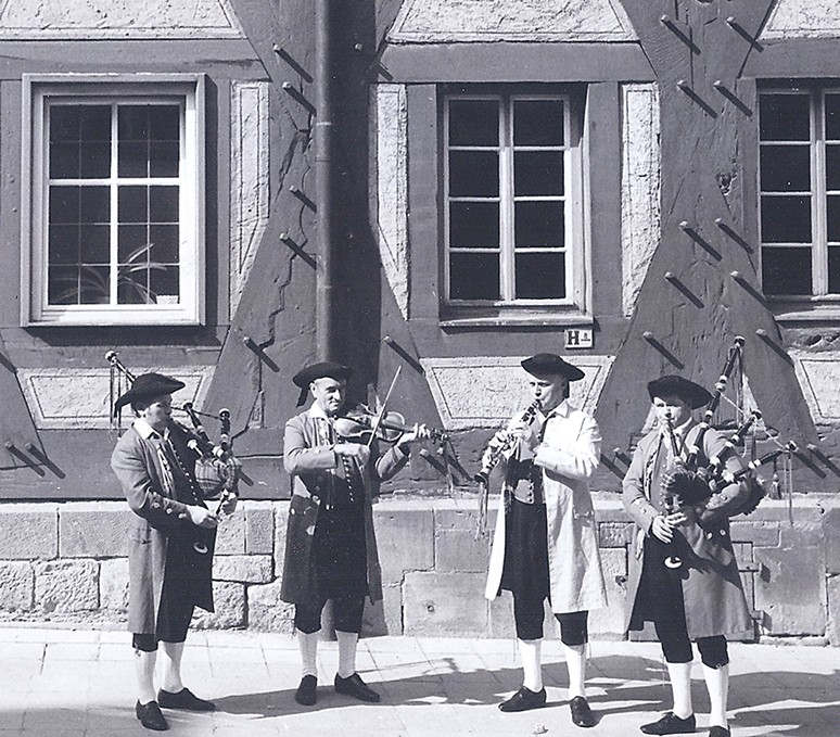 Schäfermusik