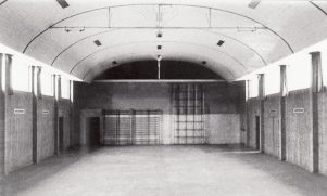 Stadthalle Empore