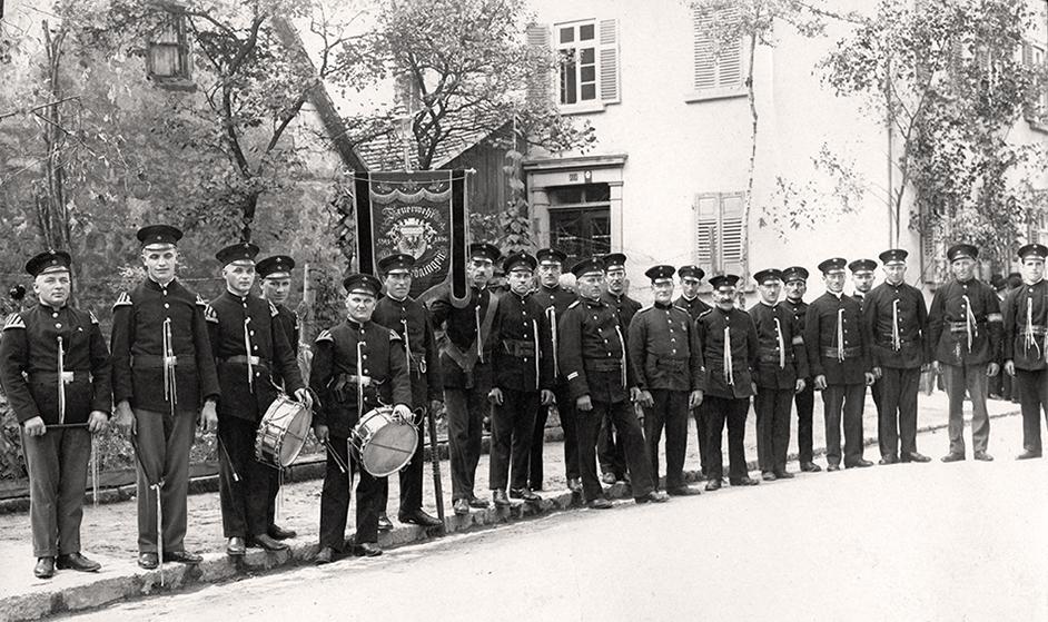 Feuerwehr 1930