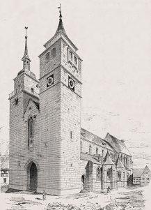 BKM vor 1889