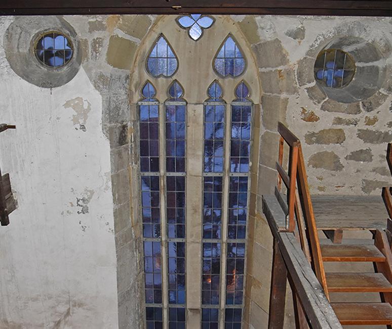 Westwerkfenster