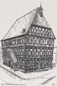 Rathaus-Rekonstruktion