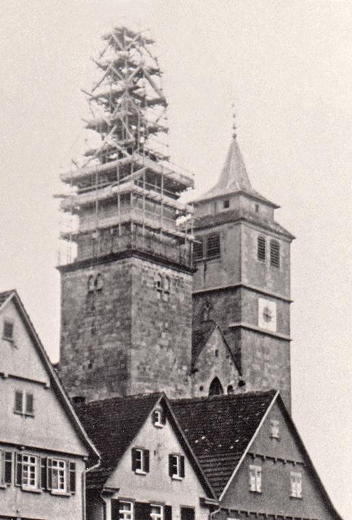 Westwerk 1931