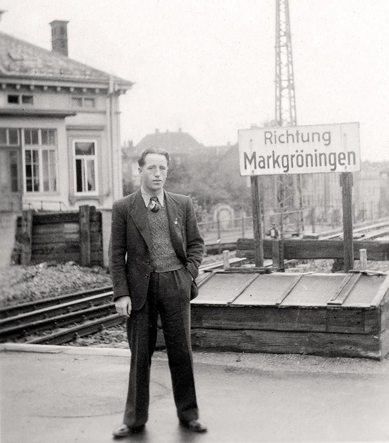 Gröninger Bahnsteig