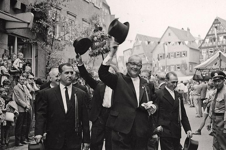 Honoratioren 1964