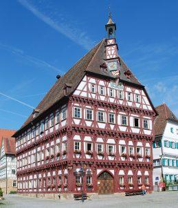 Rathaus 2011 von Südost