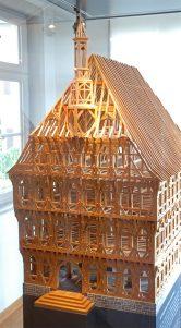 Rathaus-Modell