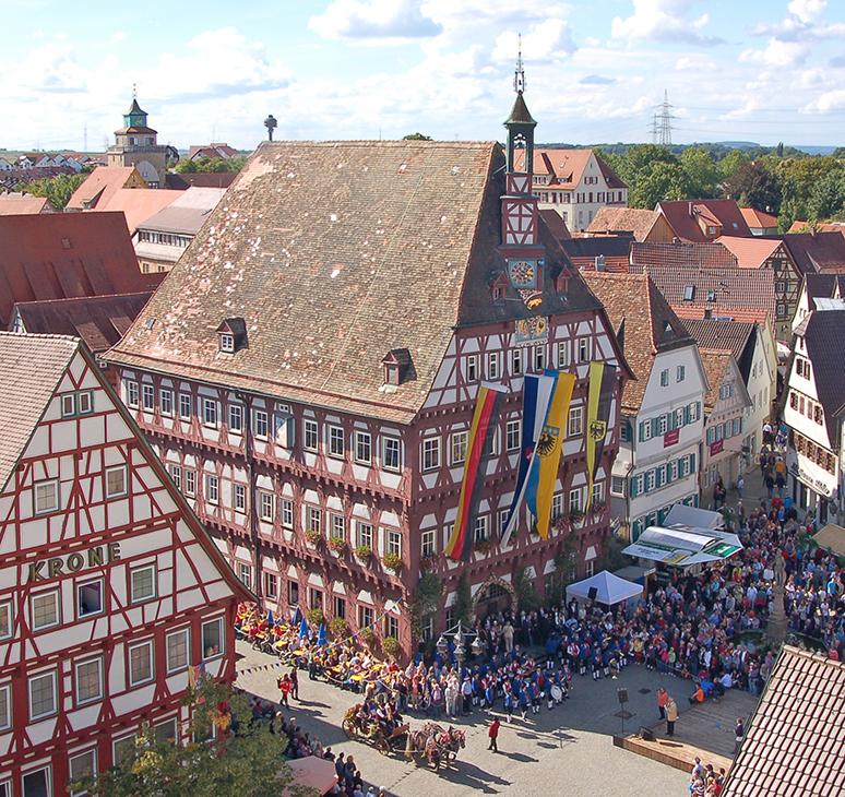 Rathaus vom HWT