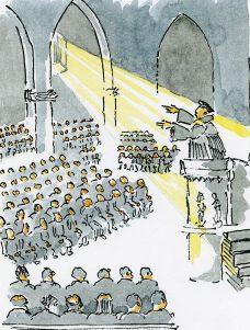 Gaißer predigt