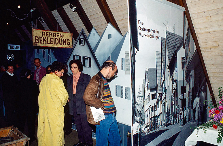 Ausstellung Ostergasse